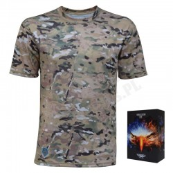 Koszulka termoaktywna Multicamo