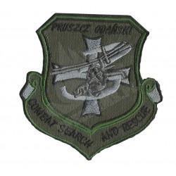 Naszywka pruszcz gdański combat search and rescue