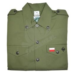 bluza mundurowa ZHP