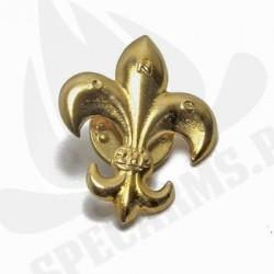 Lilijka złota ZHP na zatrzask