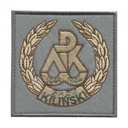 Naszywka Powstanie Warszawskie Batalion Zośka