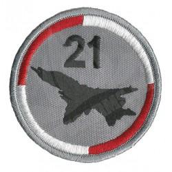Wyjściowa Naszywka 21 blt baza lotnictwa taktycznego