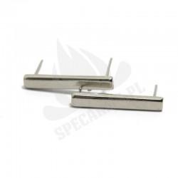Belki - oznaczenia stopni - srebrne