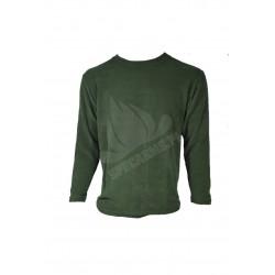 Koszulka zimowa specjalna polarowa kolor khaki wz 517/MON