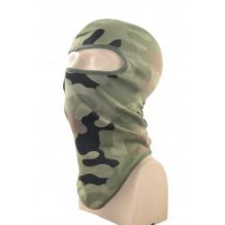Kominiarka pod kask wojskowa jednootworowa balaclava wz93