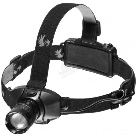 latarka czołowa LED z funkcją focus, 180 lm