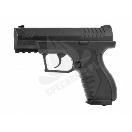 Pistolet wiatrówka Umarex XBG czarny 4,5 mm