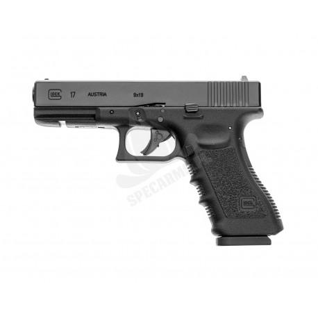 Wiatrówka pistolet Glock 17 BB's blowback 4,5 mm