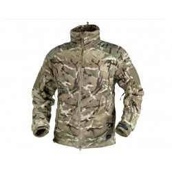 BLUZA POLAROWA HELIKON LIBERTY HEAVY FLEECE JACKET MULTICAM
