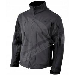 Kurtka bluza taktyczna wojskowa softshell Convoy 2.0 Texar czarny