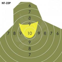TARCZE STRZELECKIE NT23P