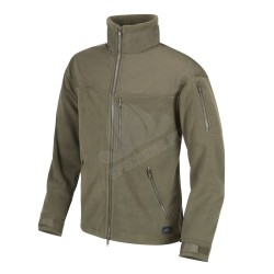 Bluza polar Helikon CLASSIC ARMY Fleece Olive Green