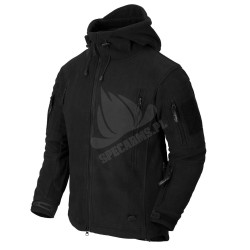 BLUZA POLAROWA HELIKON PATRIOT HEAVY FLEECE JACKET CZARNY
