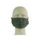 Maska maseczka bawełniana na twarz biała