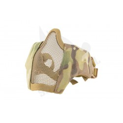 Maska Stalker Evo z montażem do hełmu FAST - MultiCam