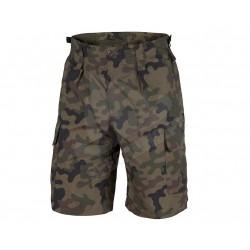 Spodnie krótkie WZ10 Texar PL Camo