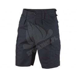 Spodnie krótkie WZ10 Texar Czarne