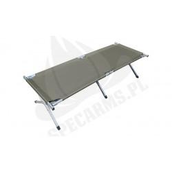 Aluminiowe łóżko polowe składane US Mil Tec 190 x 65 cm