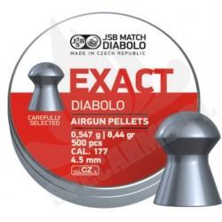 Śrut JSB Diabolo Exact 4.53mm 500szt