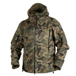 Bluza polar Helikon PATRIOT Double Fleece PL Woodland