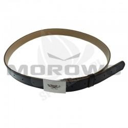 Pas Skórzany Haasta Premium 38mm Długość 100-140cm Czarny
